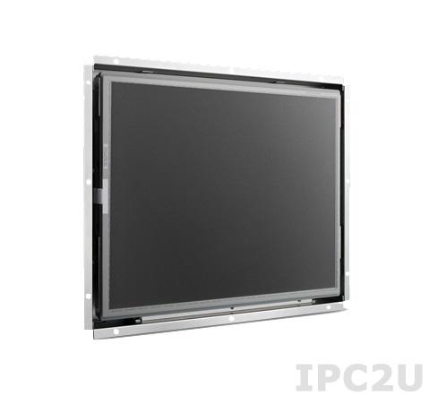 "IDS-3117N-35SXA1E 17"" LCD 1280 x 1024 Open Frame дисплей, SXGA, 350нит, VGA, DVI, вход питания 12В DC, экранное меню"