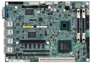 """NOVA-PV-D5251-G2L2-R10 Встраиваемая процессорная плата 5.25"""" Intel Dual Core Atom D525 1.8 ГГц, VGA, CRT/2xLVDS, 2xGb LAN, 2xSATA,1xIDE, COM, 8xUSB, CF Socket, Audio, слоты расширения 1xPCI, 2xPCIe Mini, 1xPC/104"""