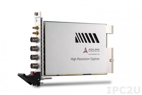 PXI-9846D/512 Плата ввода PXI, 4SE каналов AI 16 бит 40 МГц, 512 Мб SDRAM