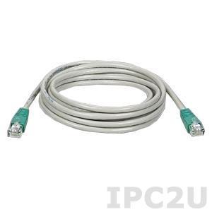 SLX141-X02 Кабель Ethernet перекрестный 2 м, витая пара RJ-45, CAT 5, ПВХ, до 50В