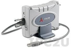 USB-1902 Модуль ввода-вывода USB, 16xAI 250 кГц, 2xAO, 8xDI, 4xDO, до 48В DC-in