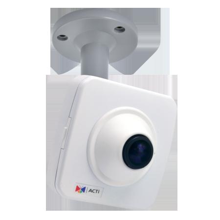 E15 5 МП кубическая IP-камера, ''рыбий глаз'' f1.19мм/F2.0, H.264/MJPEG, WDR, 8. 2D+3D DNR, Аудио, MicroSDHC/SDXC, PoE, -10..+45C