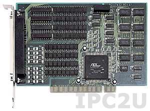 PCI-7432 Плата ввода-вывода PCI, 32 каналов DI, 32 каналов DO, гальваническая изоляция