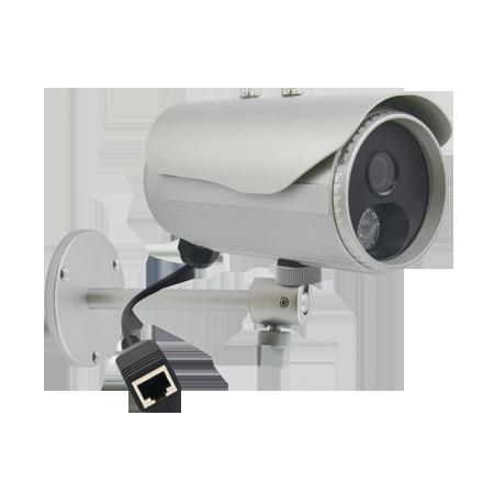 D32 3 МП цилиндрическая IP-камера, f4.2мм/F1.8, H.264/MJPEG, 1080p/30кадр/сек, день/ночь, адапт. ИК подсветка, DNR, PoE, IP66, -40..+50C