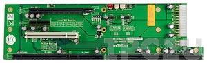 PE-4S Объединительная плата PICMG 1.3 4 слота с 1xPICMG, 1xPCI-Express x16, 1xPCI-Express x4, 1xPCI слотами