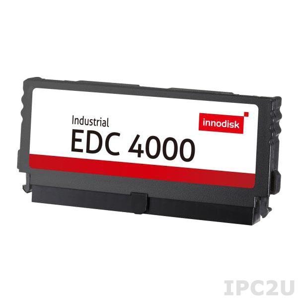 DE4H-02GD31W1DB Карта флеш-памяти 2Гб Innodisk EDC 4000 Disk on Module, разъем 44pin IDE, вертикальный, чтение/запись 40/20MB/s, чип Toshiba, -40..+85 C