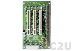 IP-4S2A-RS Объединительная плата PCISA 4 слота с 1xPCISA и 3xPCI, для корпусов PAC-42/400, RoHS