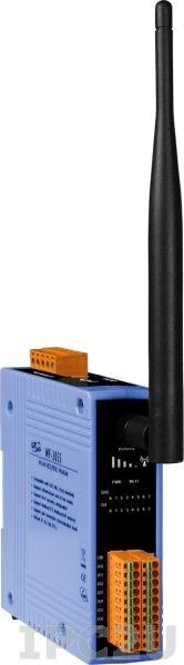 WF-2051 Модуль ввода Wi-Fi, 16 каналов дискретного ввода с изоляцией, 5 dBi, IEEE 802.11b/g