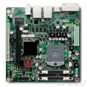 MI-220 Процессорная плата Mini-ITX Intel Core i7/i5/i3, чипсет Intel QM67, до 8ГБ DDR3 1066/1333 SODIMM, VGA/DVI/LVDS/HDMI, 2xГб LAN, 3xRS-232, 3xRS-232/422/485, 6xUSB 2.0, 1xPCI, 1xPCIe x16, 1xPCIe Mini, Audio in/out/mic
