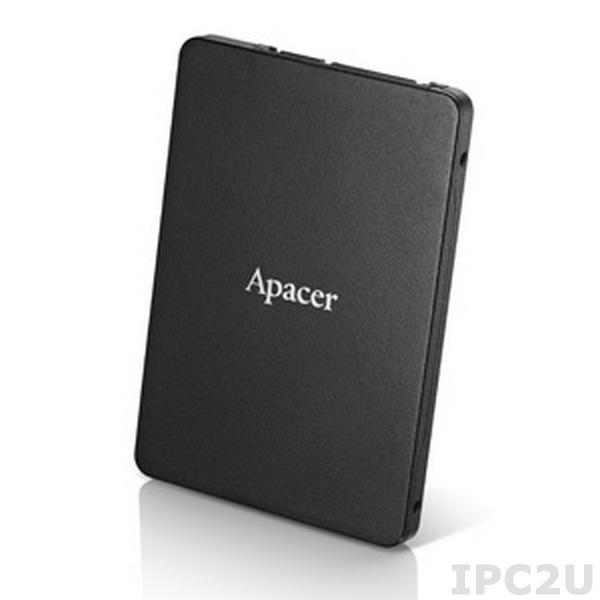 """APS25HP301TB-3TM 2.5"""" SSD APACER, 9.5мм, SATA 3, 1 Тб, MLC,чтение/запись 510/400 Мб/с, рабочий диапазон 0..70С"""