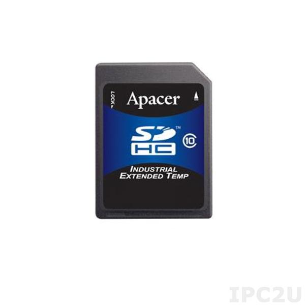 AP-ISD08GID4B-3T APACER Индустриальный Secure Digital, 8ГБ, SLC, рабочая температура -40..85 С