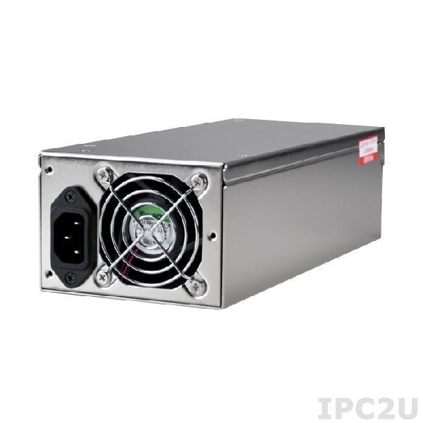 ZIPPY P2H-5500V 2U промышленный источник питания переменного тока 500Вт ATX, ATX12V, с PFC