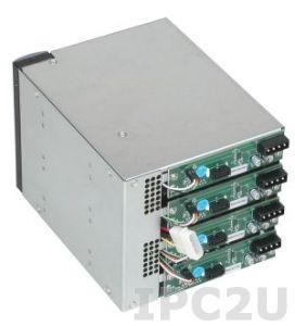 "GHK-431-SAS Корзина 4 x 3.5"" SAS HDD ""горячей"" замены в 3х5,25"" отсека, сталь, 146 x 128 x 187мм"