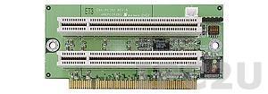 EBK-PCIR2 Объединительная Riser плата 2xPCI слота для EBC-563/569/566/572