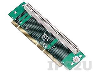 GHP-R0104 Объединительная Riser плата 1xPCI-X слот, 64бит 3.3В, для корпусов 2U