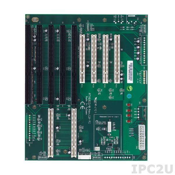 ATX6022/8 Объединительная плата PICMG 8 слотов с 1xPICMG/4xPCI/3xISA