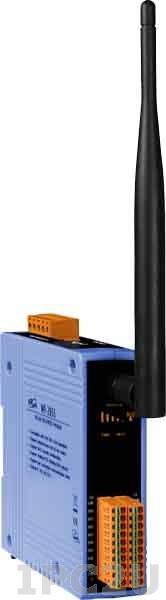 WF-2017 Модуль ввода Wi-Fi, 8/16 каналов аналогового ввода, 5 dBi, IEEE 802.11b/g