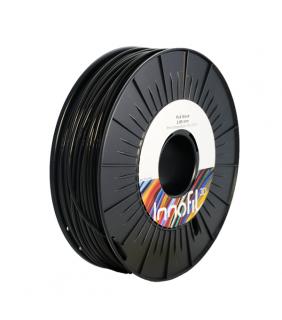 Innofil3D PLA 1.75mm Пластиковая PLA мононить для печати на 3D-принтере методом FDM, из продуктов полимеризации (термопластичный алифатический полиэфир мономера лактаты), диаметр нити 1.75мм, на пластиковой катушке, вес 0.75кг, длина 247м