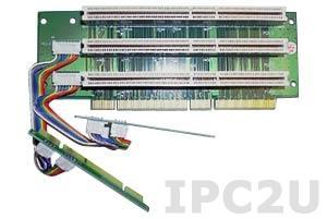 GHP-R0305 Объединительная Riser плата 3xPCI-X слота, 64бит 5В, для корпусов 2U
