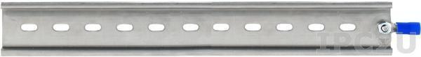 DRS-240 Стальная DIN-рейка, 35 мм, Длина 24 см
