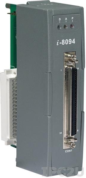 I-8094 Модуль четырехкоординатного управления сервоприводом и шаговыми двигателями, линейная интерполяция до 3 осей, круговая интерполяция 2 осей
