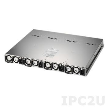 ZIPPY M1W4-5CH0V0H 1U резервированный N+1 источник питания ATX переменного тока 3300Вт-3800Вт