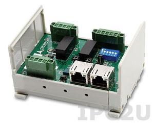 HSL-AO4-U Модуль аналогового 4-канального вывода