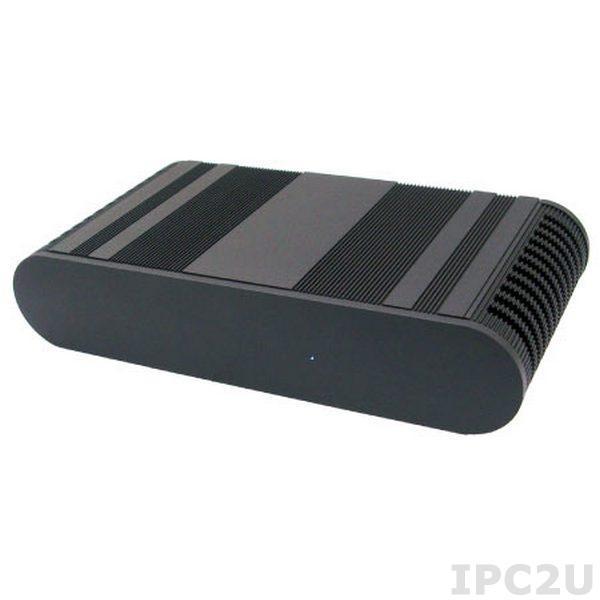 "LE2640-00C-H Встраиваемый компьютер с Intel Celeron 1.4ГГц, до 4Гб DDR3, DVI, HDMI, 2xGbE LAN, 3xCOM, 4xUSB, Audio, отсек для 2.5"" HDD, 2xMini-PCIe, 12В DC"