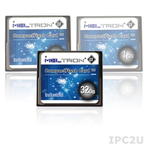 65PH008GBM-RU MLC Индустриальный CompactFlash Disk Meltron 8 Гигабайт с рабочим диапазоном температур 0..70 С