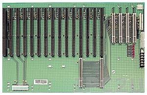 PBP-19P4 Объединительная плата PICMG 19 слотов с 2xPICMG/13xISA/4xPCI