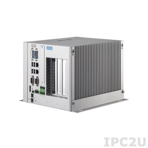 UNO-3084-D24E Встраиваемый компьютер c CPU Intel Core 2 Duo L7500 1.6ГГц, Dual DVI, 2xGB LAN, 2xCOM, 1xPCIe, 3xPCI