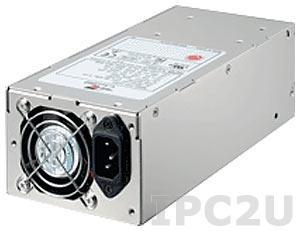 ZIPPY P2H-6400P-EPS 2U промышленный источник питания переменного тока 400Вт ATX, EPS12V, с PFC