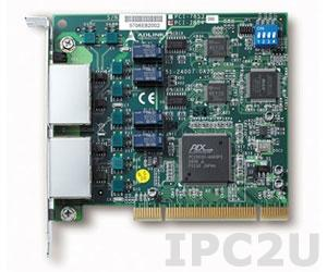 PCI-7854 Контроллер шины HSL, 2xHSL, 4xразъема
