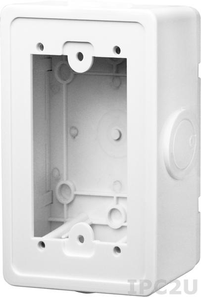 EWB-T28 Коробка для установки TPD-280/TPD-280U/TPD-283/TPD-283U устройств на стену, материал пластик