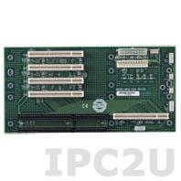 HPCI-6S4 Объединительная плата PICMG 6 слотов с 1xPICMG/4xPCI/1xISA слотами