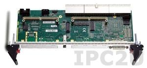 cPCI-R6210 Дополнительный модуль для платы cPCI-6880 для подключения сигналов с тыльной стороны, USBx2, DVI-I, PIMx2, COM, SATAx2