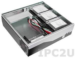 "GHB-B05-4 Компактный корпус для платы формата Mini-ITX, отсеки 1x3.5""/2x2.5"", без источника питания"