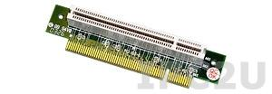 GHP-R0101 Объединительная Riser плата 1xPCI слот, 32бит, для корпусов 1U, до 5В