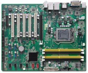 M-342 Процессорная плата ATX Intel Core i7/i5/i3, DDR3, 2xHDMI, DVI, VGA, слоты расширения 1x PCI Express x4, 5 x PCI