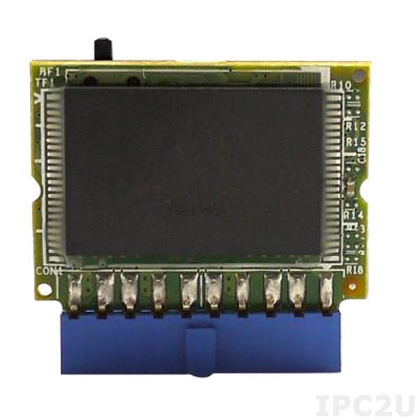 DEUV1-16GI61SWASB Карта флеш-памяти USB EDC, 16Гб, вертикальный, серия 3SE, SLC, рабочая температура -40..+85 C