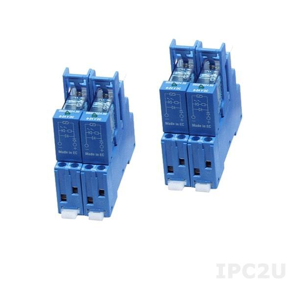 RM-48.61 Реле модульное(250Vac@16A) для монтажа на DIN-рейку (4 шт.)