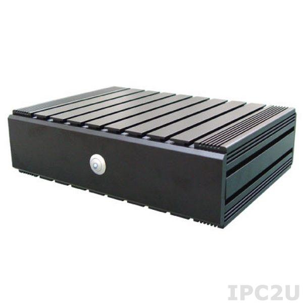 TN2291-00C Компактный компьютер Intel Celeron 1047UE 1.4ГГц, VGA, DVI, HDMI, 2xLAN, 4xCOM, 4xUSB, Audio, PCI, 2x Mini PCIe (1x mSATA), 2xSIM, питание 12В DC