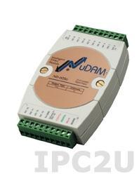 ND-6056 Модуль вывода, 15 каналов DO с изоляцией, до 48В DC-in