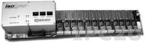 SLX200-11 Корзина расширения со встроенным БП и контроллером управления для установки модулей ввода-вывода аналоговых сигналов серии SCM5B, 12 каналов, интерфейсы RS-232/485, монтаж на панель, без компенсации холодного спая термопар, ModBus RTU