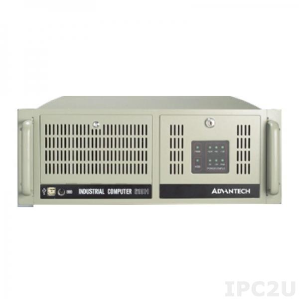 """IPC-610BP-30HBE 19"""" корпус 4U, 15 слотов, отсеки 3x5.25"""", 1x3.5"""", 2xUSB, 1xPS/2, источник питания 300Вт"""