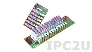 SCMVAS-PB16 Плата клеммников для установки 16 модулей SCM5B30/40-07 и аттенюаторов SCMVAS, до 700 В