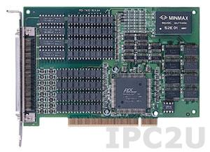 PCI-7432HIR Плата ввода-вывода PCI, 32 каналов DI, 32 каналов DO, гальваническая изоляция, с высоким входным диапазоном