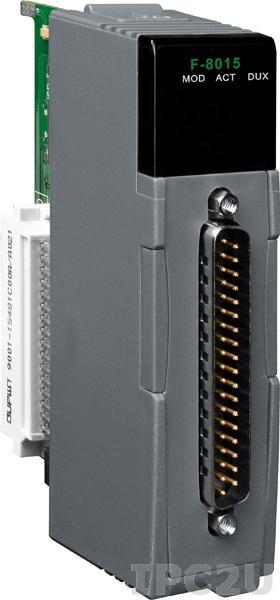 F-8015 Модуль 8 каналов аналогового ввода RTD, Pt100, Pt1000, JPt100