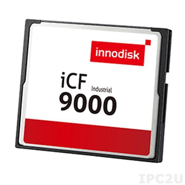 DC1M-01GD71AW1DB Карта флеш-памяти 1Гб CompactFlash, серия iCF 9000, SLC, температрный диапазон -40..+85 C