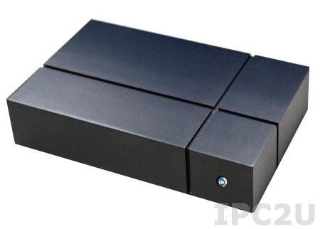 AN2570 Компактный компьютер, материнская плата 2I260A-CH26-00, Intel Atom N2600 1.6 ГГц, 2Гб DDR3, mSATA, HDMI, 1xGbE LAN, 4xUSB, COM, Аудио, питание 12В DC